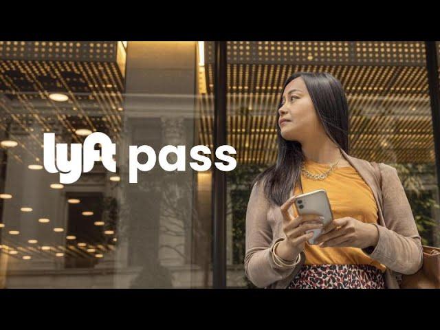 Introducing the new Lyft Pass
