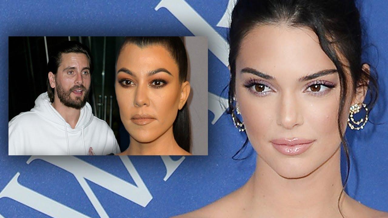 Kendall Jenner Speaks On Kourtney Kardashian & Scott Disick Dating Life