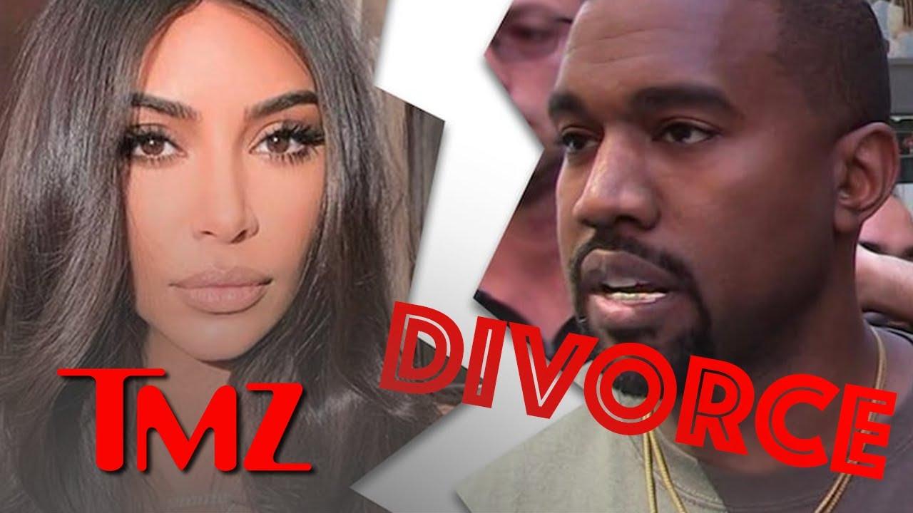 Kim Kardashian Files for Divorce from Kanye West: Full Relationship Timeline | TMZ