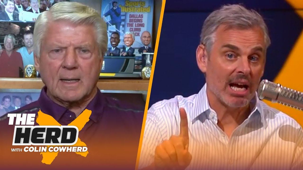 LaFleur made wrong decision to kick FG, Brady transformed Bucs, Mahomes — Johnson | NFL | THE HERD