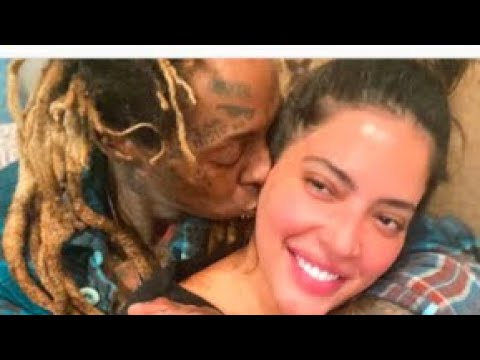 Lil Wayne Is Still Showing Off His New Girlfriend: Stop Sleeping On Love