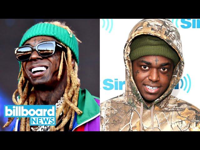 Lil Wayne, Kodak Black Granted Pardons By Trump During Last Day in Office | Billboard News