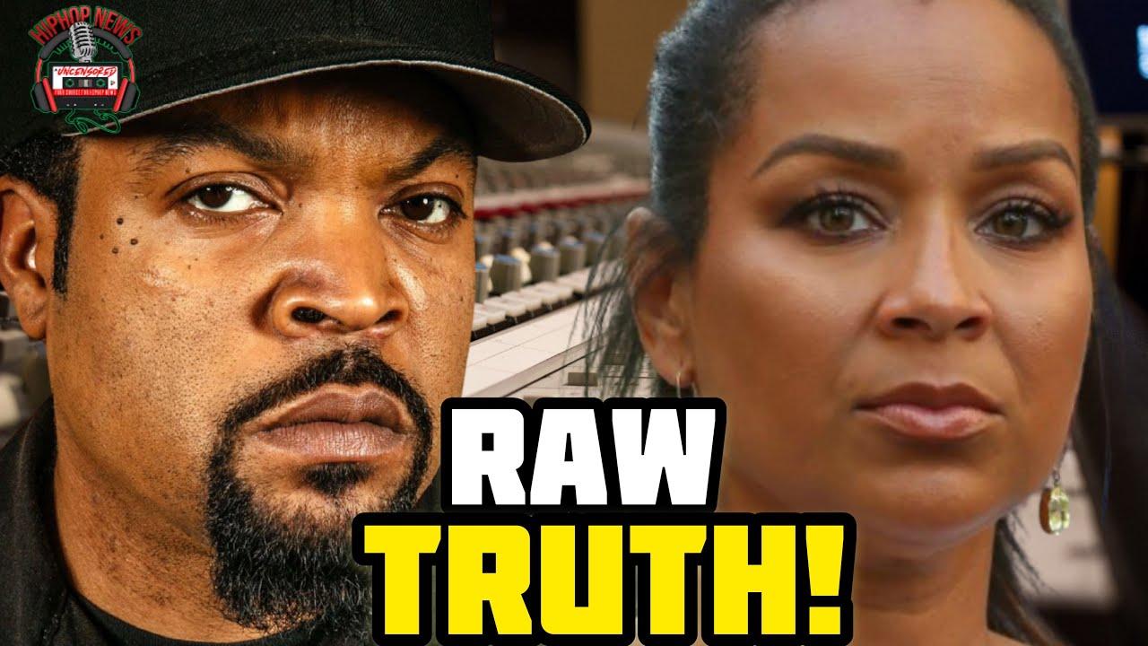 Lisa Raye Just Revealed Eye Opening Info About Ice Cube!