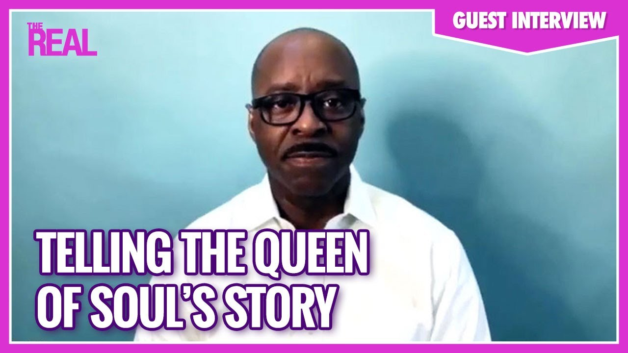 Part One: Courtney B. Vance Discusses Role as Rev. C.L. Franklin in 'Genius: Aretha'