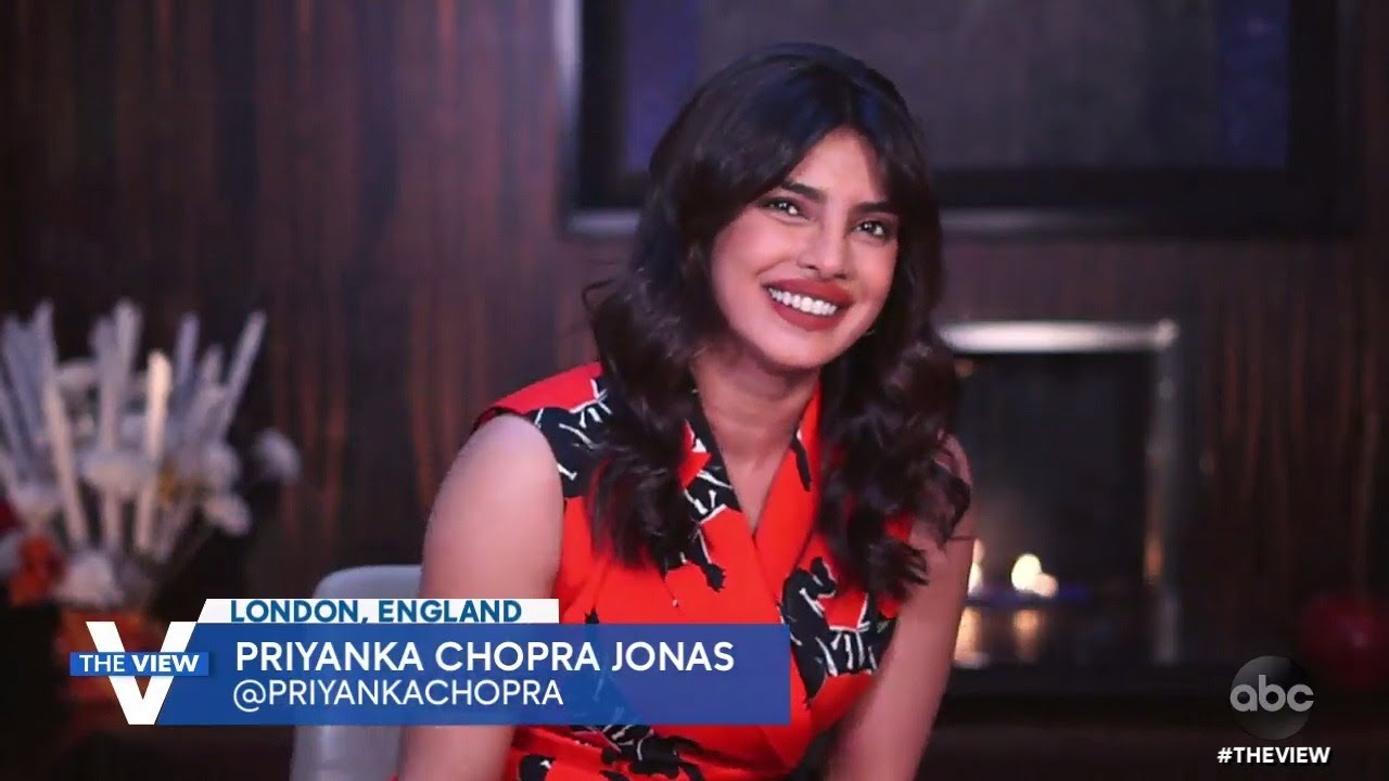 "Priyanka Chopra Jonas on Opening Up in Memoir ""Unfinished"" and Movie ""The White Tiger"" 