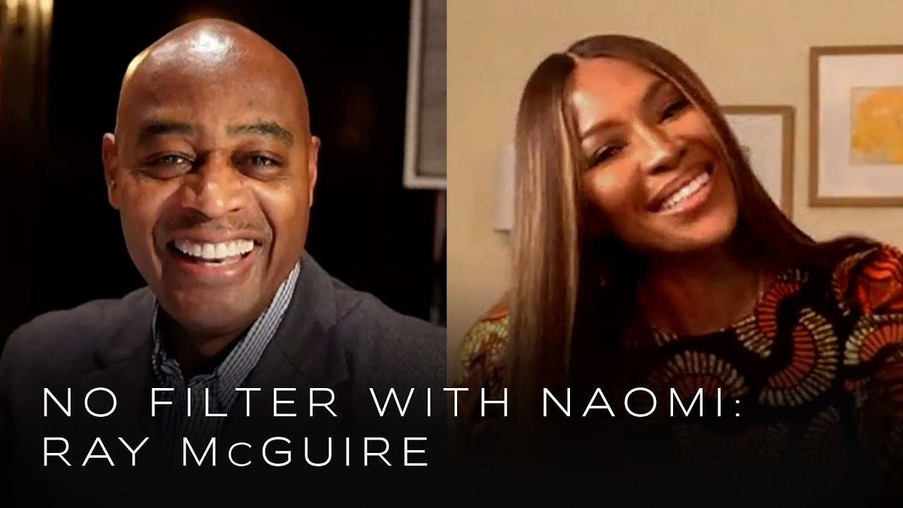 Ray McGuire on running for Mayor of New York City | No Filter with Naomi
