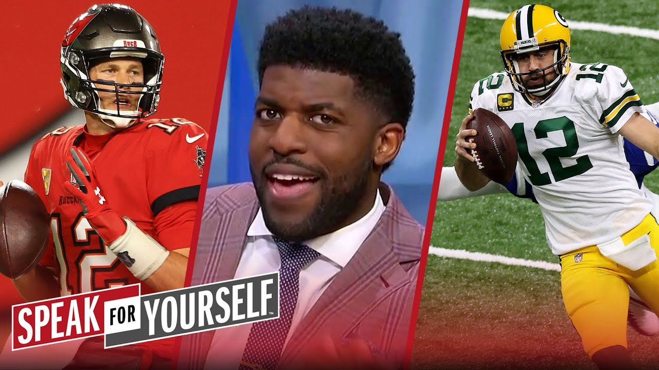 Rodgers is MVP in NFL & more valuable to Packers than Brady is to Bucs — Acho   SPEAK FOR YOURSELF