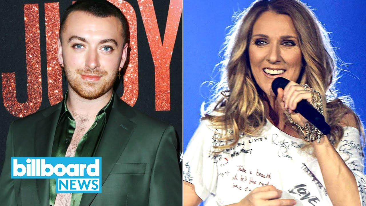 Sam Smith & Celine Dion Have the Sweetest Things to Say About Each Other   Billboard News
