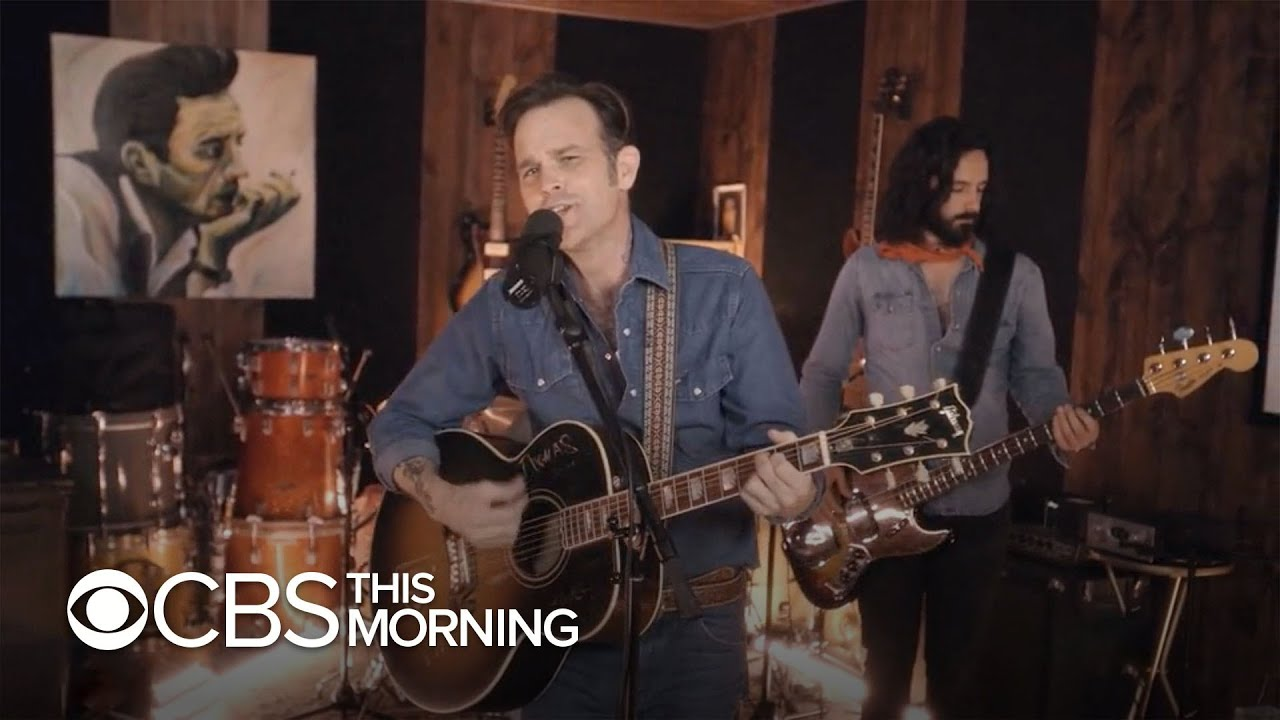 """Saturday Sessions: Waylon Payne performs """"Sins of the Father"""""""