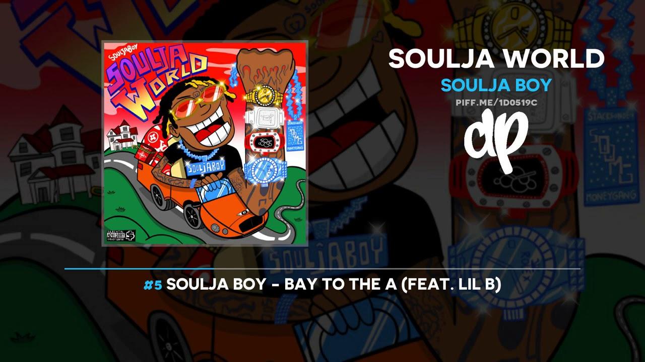 Soulja Boy - Soulja World (FULL MIXTAPE)