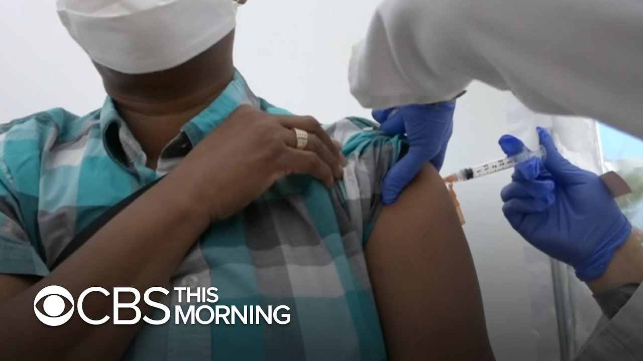 South Los Angeles hospital removes barriers for minority communities seeking vaccine