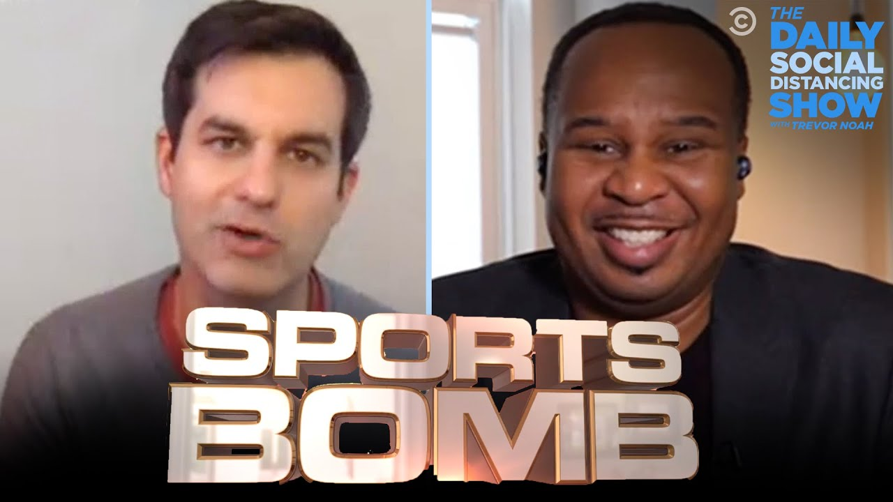 Sports Bomb! - Super Bowl LV | The Daily Social Distancing Show