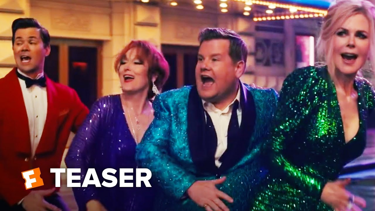 The Prom Teaser Trailer (2020)   Movieclips Trailers