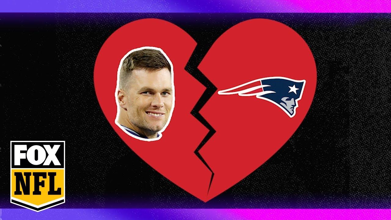 Tom Brady lives rent free in Charlotte Wilder's head | FOX NFL