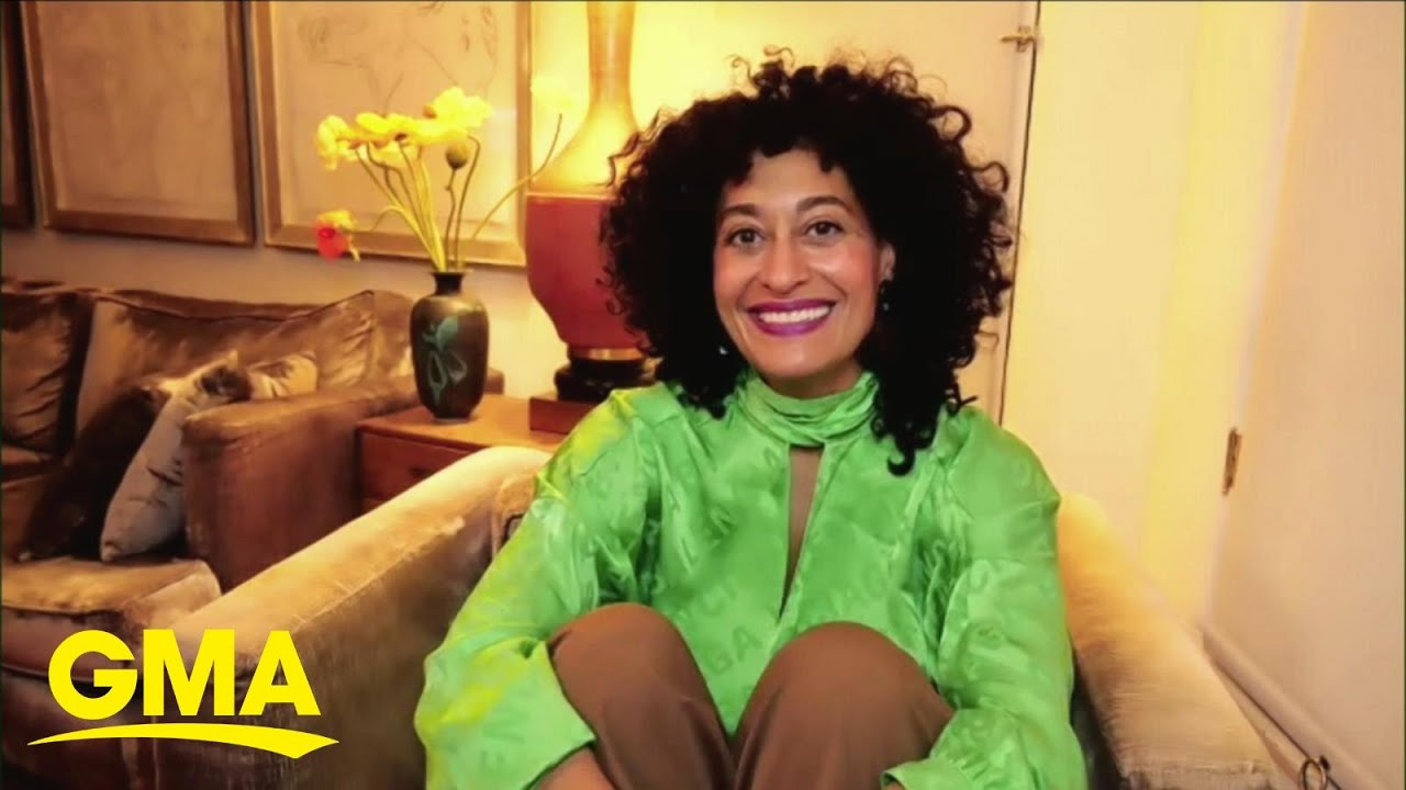 Tracee Ellis Ross talks about her hit shows 'Black-ish' and 'Mixed-ish' l GMA