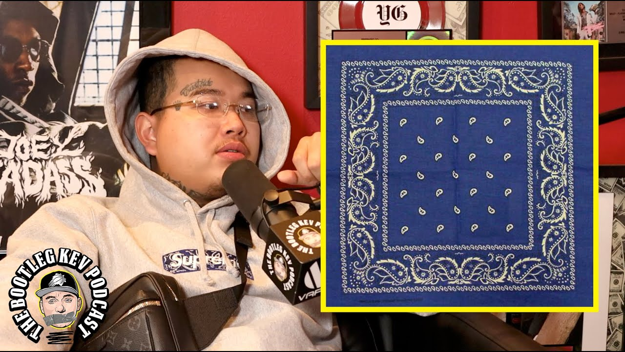 $tupid Young on how an Asian Crip Set formed in Long Beach (The Bootleg Kev Podcast)