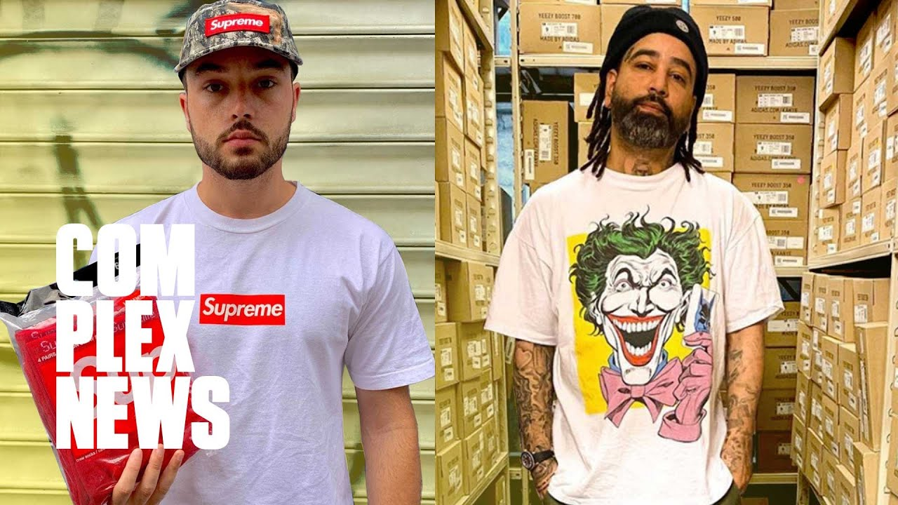 Urban Necessities Jaysse Lopez & Supreme Collector Eric Whiteback on the Survival of Resellers