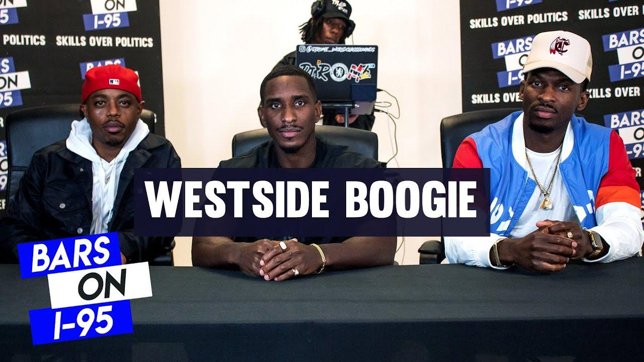 Westside Boogie Bars On I-95 Freestyle