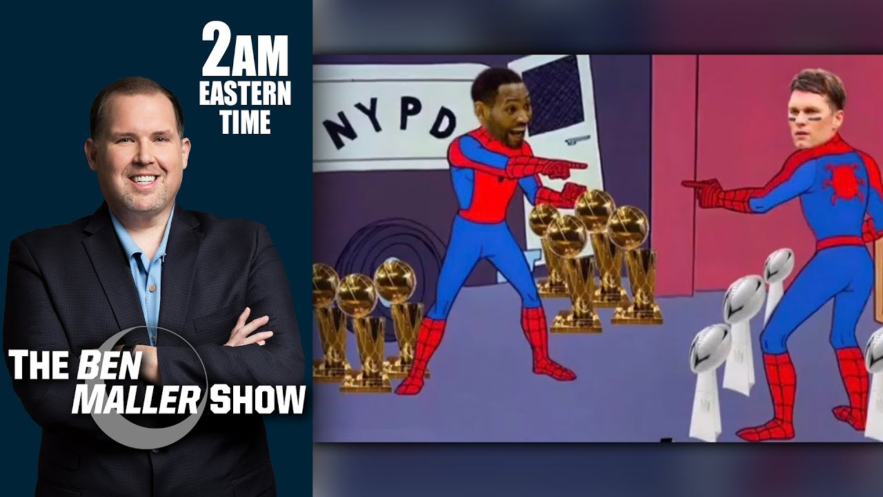 Why Tom Brady and Robert Horry are One and the Same - Ben Maller
