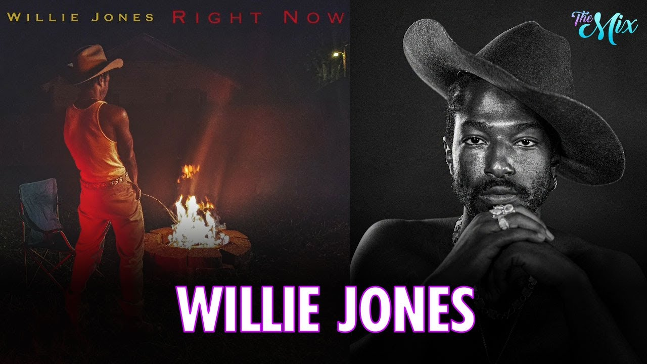 Willie Jones Talks X Factor, Right Now, & Country Music | The Mix