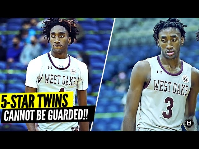 5 STAR TWINS!! Matt & Ryan Bewley CAN'T BE GUARDED!! First All American Twins Since Harrisons?