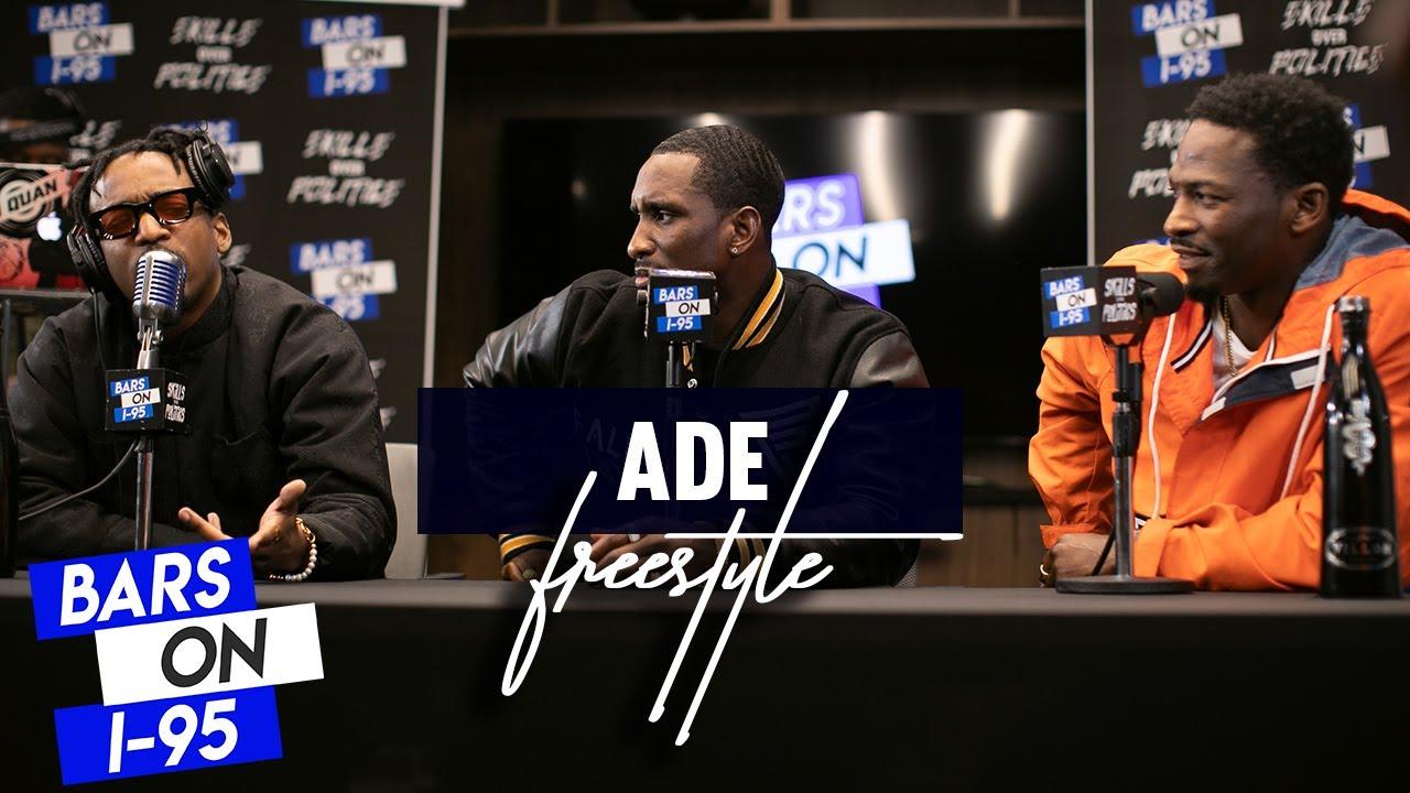 ADE Bars On I-95 Freestyle