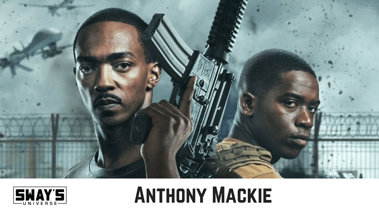 Anthony Mackie on Producing and Starring in New Netflix Film 'Outside The Wire' | SWAY'S UNIVERSE