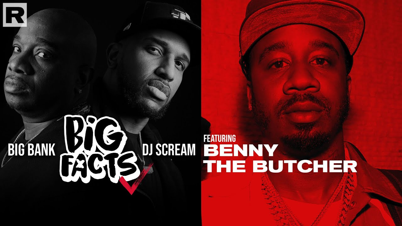 Benny The Butcher On Working With Drake, Getting Shot, Mentorship From JAY-Z & More | Big Facts
