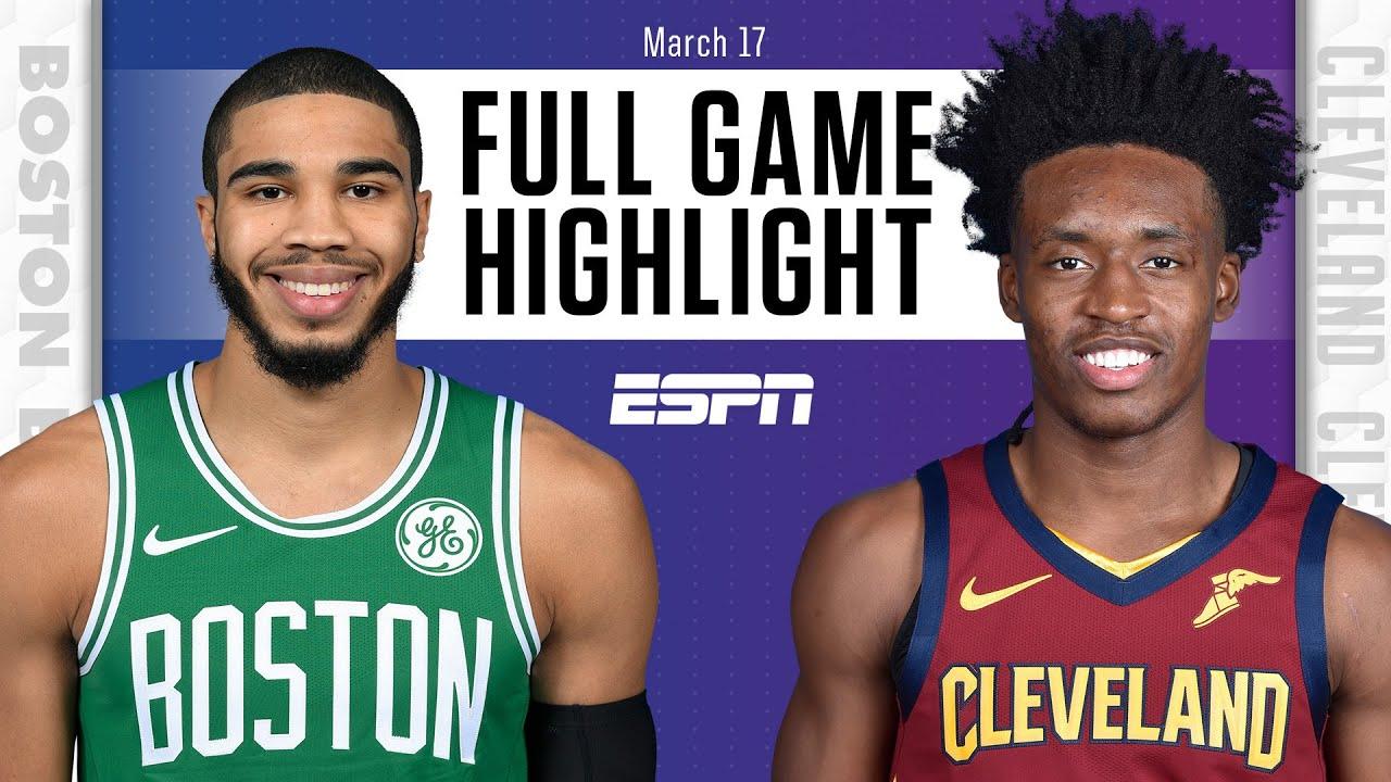 Boston Celtics vs. Cleveland Cavaliers [FULL GAME HIGHLIGHTS] | NBA on ESPN