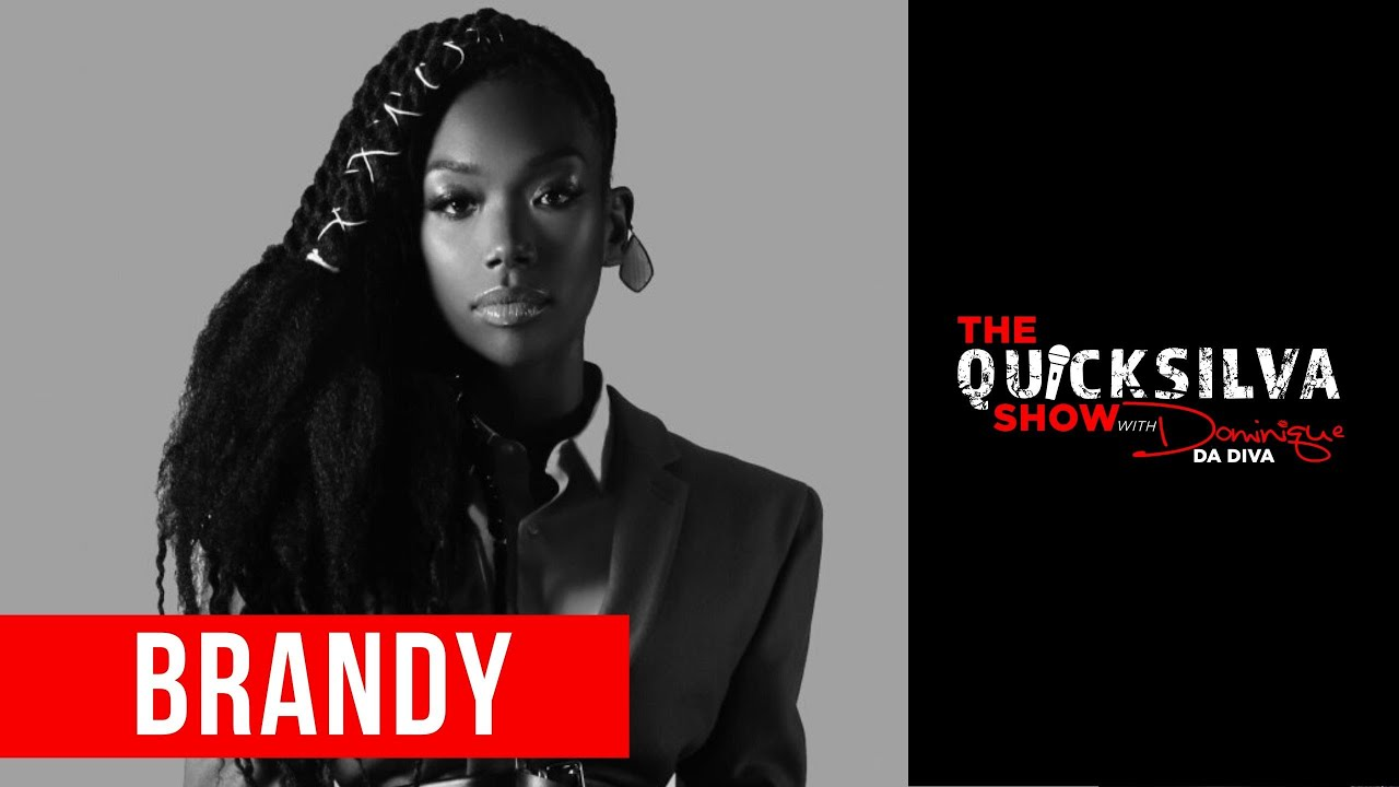 """Brandy Talks New Single """"Baby Mama"""" & Would She Battle Monica In An IG Live Verzus?!"""