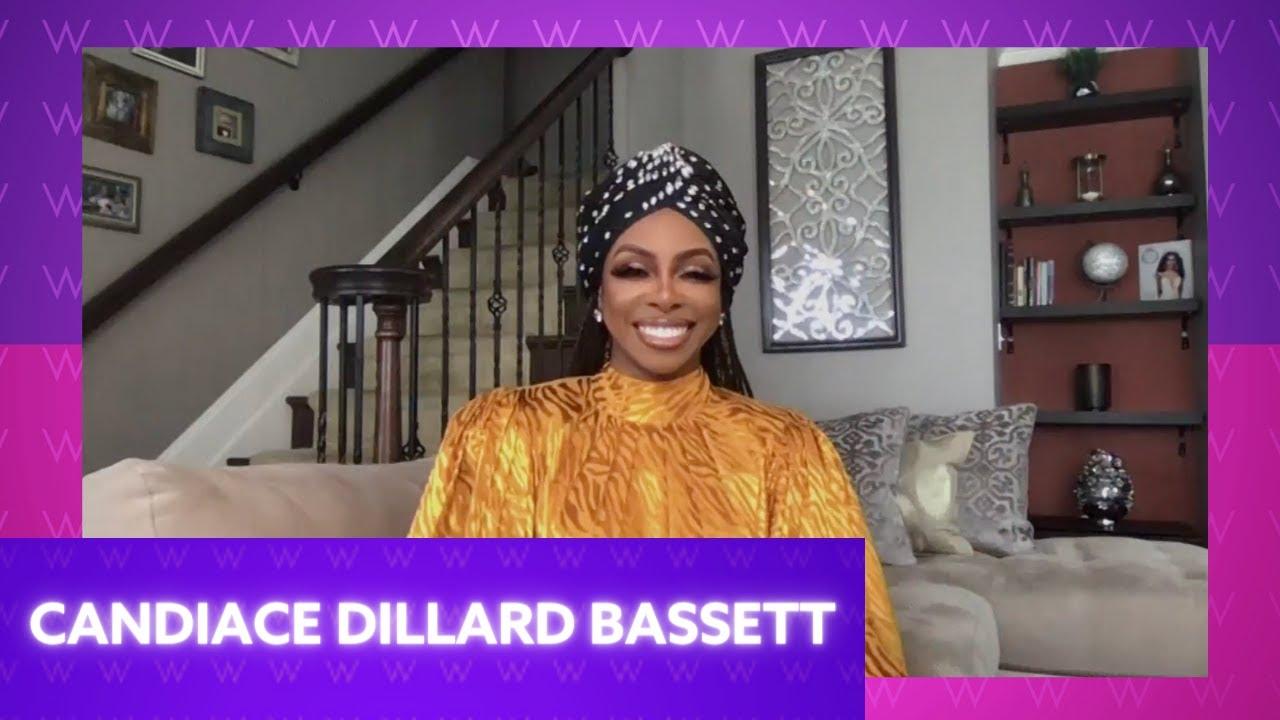 Candiace Dillard Breaks Down RHOP Drama!