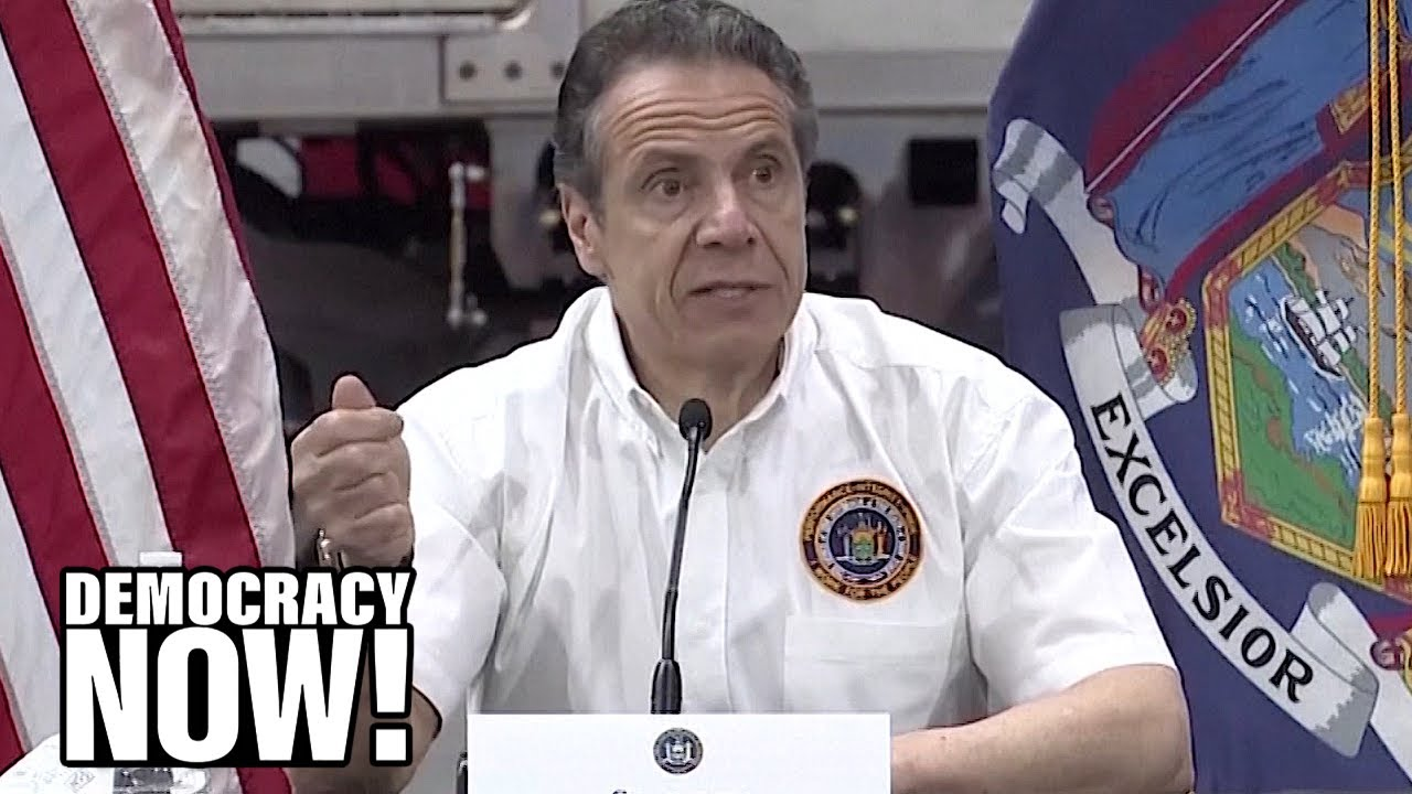 Cuomo Must Go: Calls Grow to Remove NY Governor over COVID Nursing Home Cover-up & Sexual Harassment