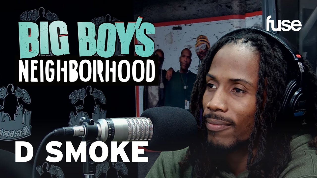 D Smoke on Winning 'Rhythm and Flow' & Shares Upcoming Collaborations with Judges | Big Boy x Fuse