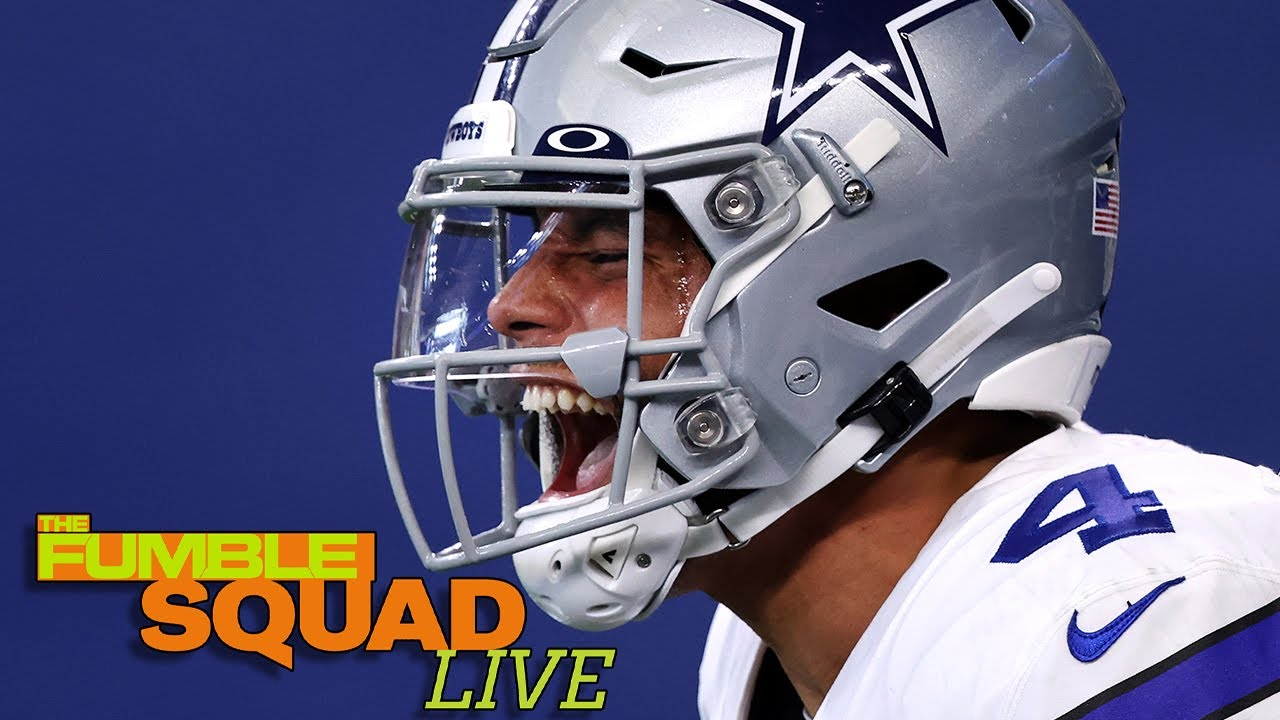 Dak Prescott Signs Shiny New $160m Contract With Cowboys, But Does He Deserve It?