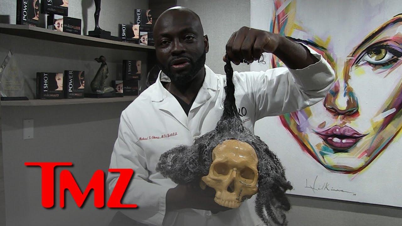Dr. Michael Obeng Describes Science Behind Glue-Destroying Procedure | TMZ