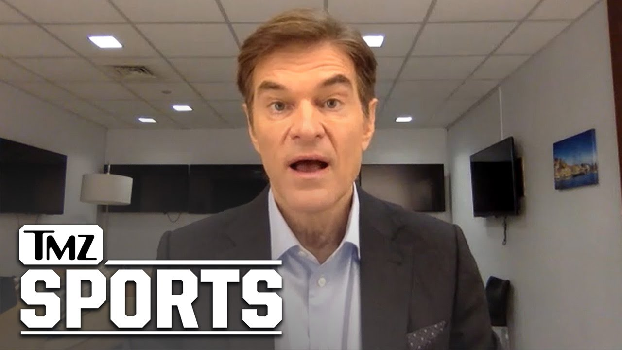 Dr. Oz Says Tiger Woods Injuries Will NOT End His Golf Career, 'Give Him a Year' | TMZ Sports
