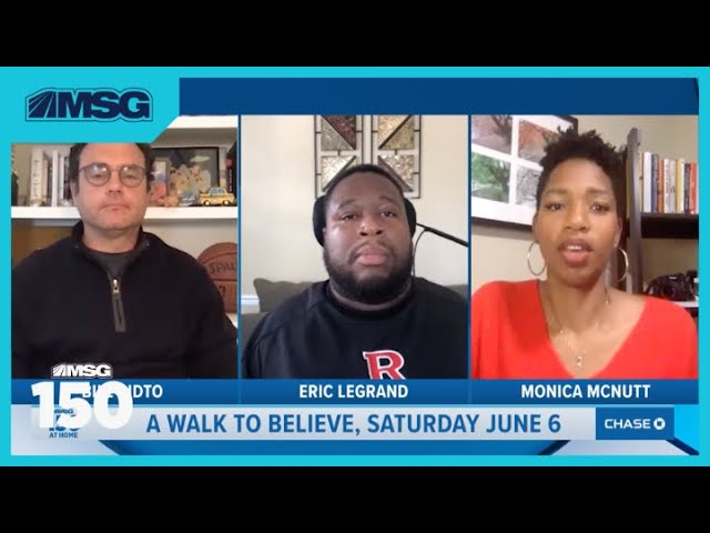 Eric LeGrand Talks About The Return Of Greg Schiano & Charitable Work | The MSG 150