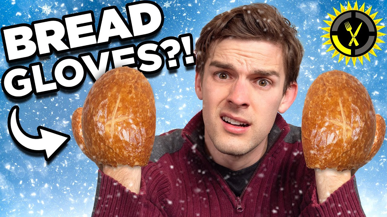 Food Theory: I Wore Panera's Bread Gloves for 24 Hours! (Panera Bread)