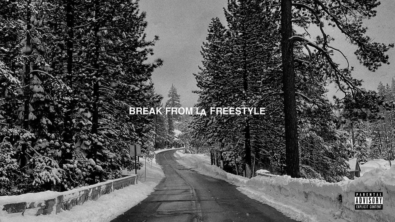 G-Eazy - Break From LA Freestyle