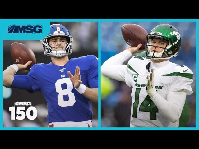 Giants & Jets Both In Good Spots With Jones & Darnold, Says Brian Baldinger   MSG 150