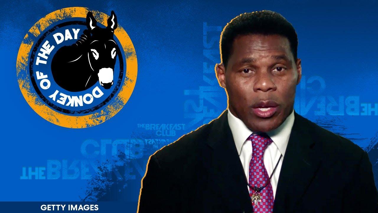 Herschel Walker Says Black People Shouldn't Get Reparations