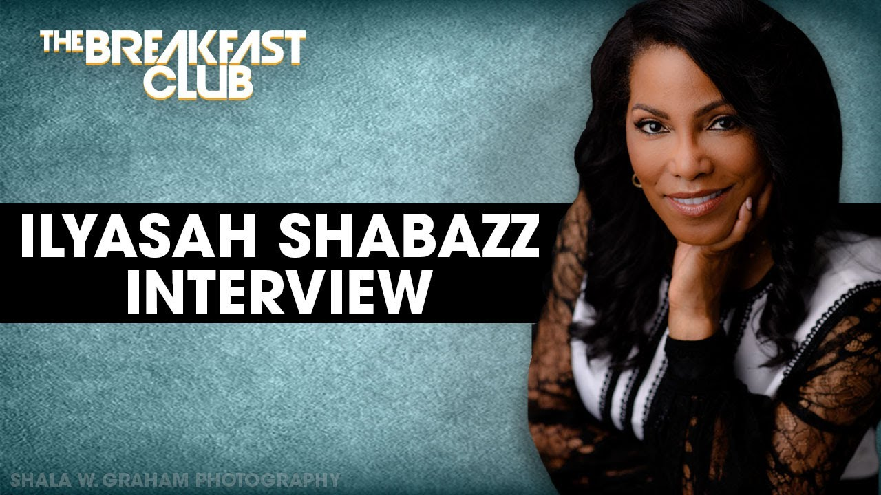 Ilyasah Shabazz On Malcolm X's Story, How Collective Leadership Will Impact Social Change + More