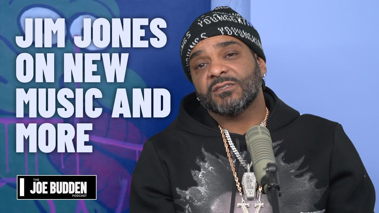 Jim Jones on New Album, Ballin', and How Lil Wayne Stole 'Make It Rain' | The Joe Budden Podcast