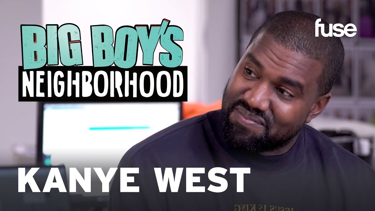 Kanye West on Being Ostracized by his Own Community | Big Boy x Fuse