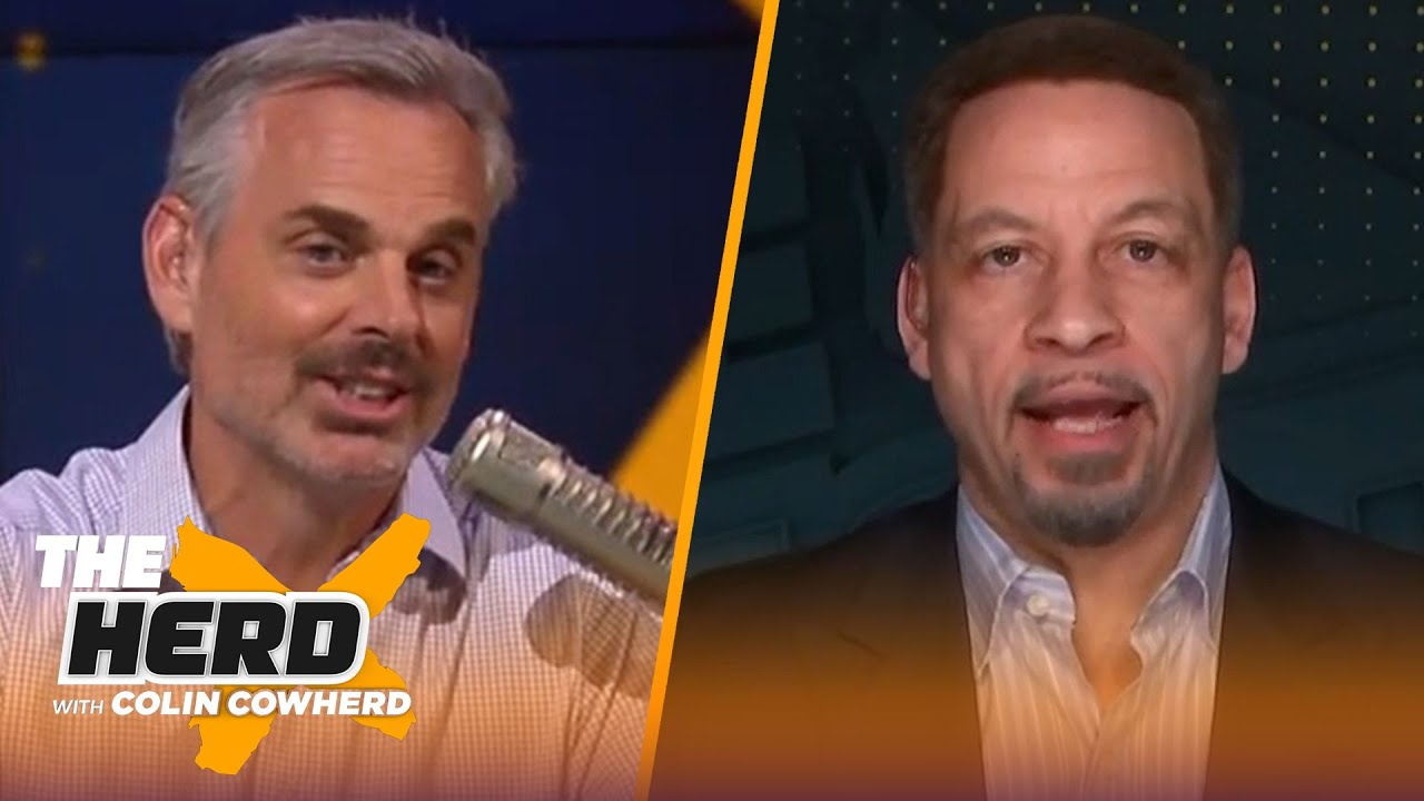 Kawhi can't deliver on what Clippers need; talks Lakers' Anthony Davis — Broussard | NBA | THE HERD
