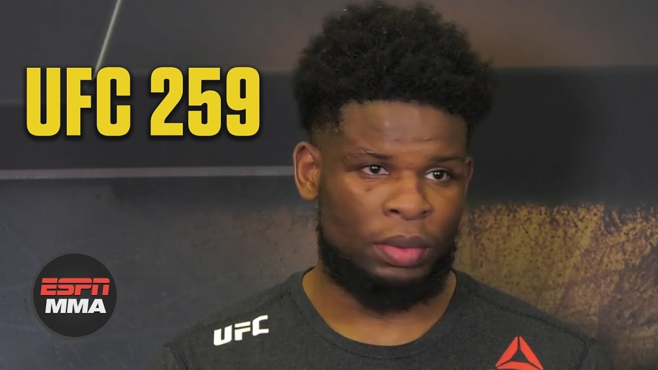 Kennedy Nzechukwu is thankful to his coaches after big KO win at UFC 259 | ESPN MMA