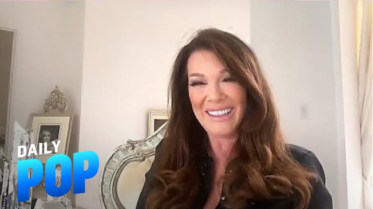 "Lisa Vanderpump on E! Show ""Overserved"" & ""Pump Rules"" Baby Boom 