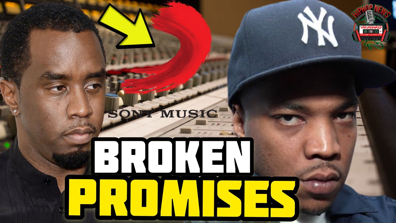 Music Publishing Expert Of Styles P Gongu Explains His Contract Dispute With Diddy & Sony Music!