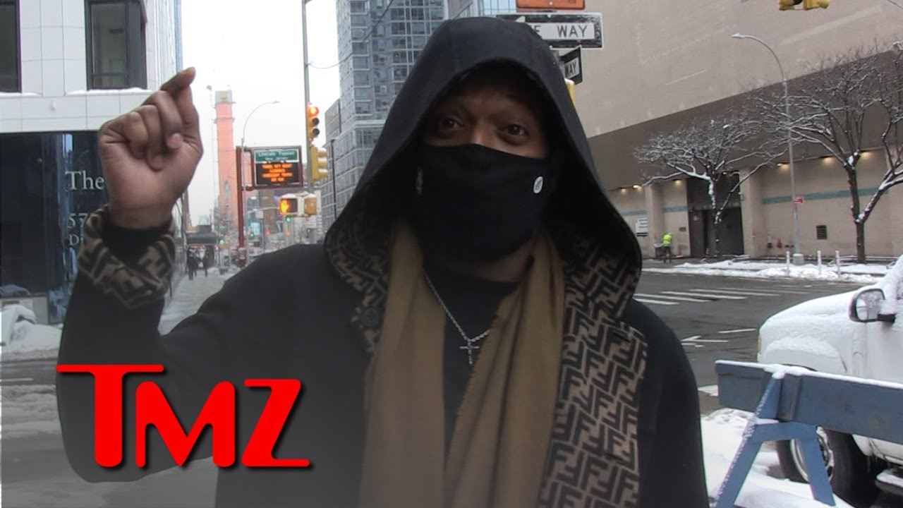'New Amsterdam' Star Jocko Sims Calls Out Fake Grannies Over Vaccine Scam | TMZ