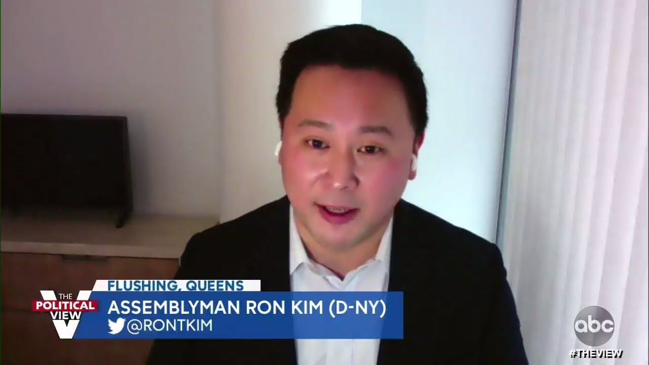 """NY Assemblyman Ron Kim Calls Cuomo an """"Abuser"""" After Claims He Allegedly Threatened Him 